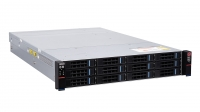 Двухпроцессорные платформы на базе Intel Xeon E5-26xx QSRV-251222-RH-SAS-F